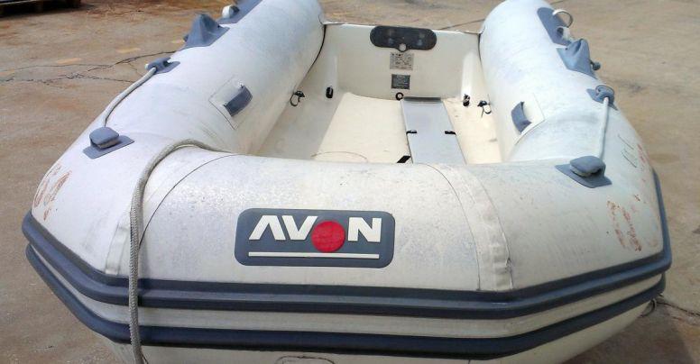 Boat : 2005 Avon 310 Hypalon RIB